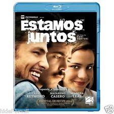 Blu-ray Estamos Juntos [Subtitles in English + Spanish + Portuguese ] Region ALL