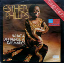 "7"" ESTHER PHILLIPS What A Difference A Day Makes /VG++"
