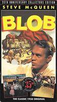 THE BLOB (VHS) STEVE MCQUEEN 35th Anniversary Edition! 1958
