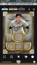 Topps MLB Bunt 2019 Limited Legends Museum Collection Relic - Al Kaline 173cc