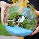 Hanging Glass Ball Vase Flower Plant Pot Terrarium Container Decor XP