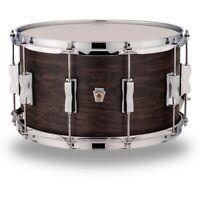 Ludwig Standard Maple Snare Drum with Aged Ebony Veneer 14 x 8 in.