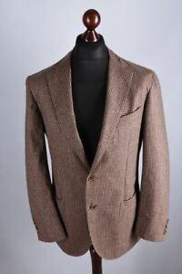 Ermenegildo Zegna Classic Blazer Jacket Size L / UK40 / EU50 / IT50