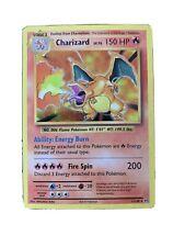 Charizard HOLO RARE 11/108 Pokemon XY Evolutions Anniversary Holographic Foil LP