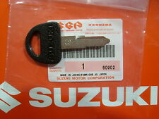 Genuine Suzuki Blank Ignition Key GN250 GS250 GSX250 GSX400 GS450 SP370 SP400