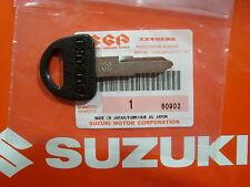 Genuine Suzuki Blank Ignition Key GN250 GS250 GSX250 GSX400 GS450 SP370 SP400