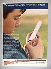 Winchester Shotgun PRINT AD - 1969 ~~ Model 370