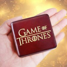 Red Beech Wood Music Box : Game Of Thrones