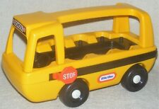 Little Tikes Toddle Tots Yellow School Bus
