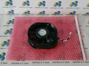 ebm-papst, Inc. Axial Fan, DC INPUT OVAL Series 6424 T