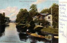 Ansichtskarten aus Sachsen mit dem Thema Brücke Schallplatten-AK