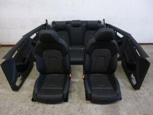 Audi A4 8K B8 Leder Alcantara S-Line SLine Ausstattung Innenausstattung Sitze