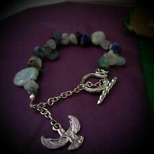 """Bump To Birth"" Pregnancy Care, Isis, Crystal Healing Bracelet"