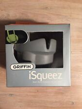 Griffin iSqueez Cradle for Smart Phone Cradle Charge Phone In Car Cupholder