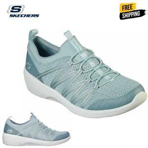 Skechers Women's Arya Sneaker Classic Fit Air-Cooled Memory Foam Trainers Shoes