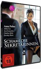 Honteuse sekretaerinnen (Marc Dorcel) [DVD] Anna Polina * NOUVEAU & NEUF dans sa boîte *