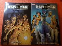 The New Xmen Avademy X Graphic Novel Lot