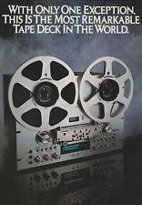 Pioneer - RT-909/CT-F1250 - Magazine AD - 1980 - (Repro)
