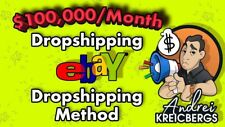 Ebay Dropshipping Coaching Course ($997 value)