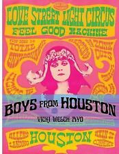 Boys From Houston: The spirit and image of our music. (Volume 1) by Welch Ayo,