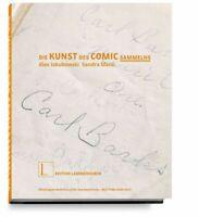 DIE KUNST DES COMIC-SAMMELNS Alex Jakubowski + Sandra Mann EDITION LAMMERHUBER