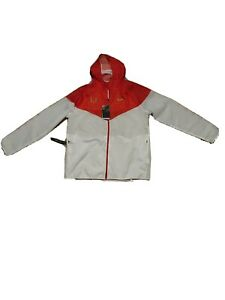 Nike Sportswear Stars USATF Windrunner Track Jacket Hoodie Unisex Large L