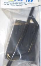 RPM 80022 BLACK FRONT BUMPER SKID PLATE SLASH 4X4   NEW NIP