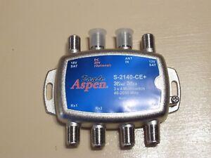Eagle Aspen S-2140-CE+