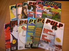 PULP Manga for Grownups Vol.3 Complete (1999) ADULTS ONLY Comic *Near Mint*