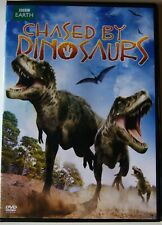 Chased by Dinosaurs (DVD, 2014) BBC Earth