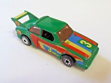 Vintage Kenner Fast 111's 1976 BMW 320i Die Cast Toy Car 1980 NO. 1027 Nice HTF
