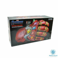 Avengers Marvel Legends Series Power Gauntlet Articulated Electronic Toy