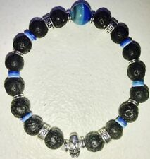 Chakra Tiki,Healing Stone ,balance Bracelet