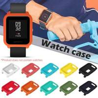 Soft Watch Protector Case Frame Cover Protect Shell For Huami Amazfit Bip Youth