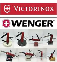 SWISS ARMY KNIFE  Victorinox / Wenger Stand/Display for knife  Accessories