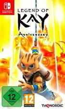 Legend of Kay (Nintendo Switch, 2018)
