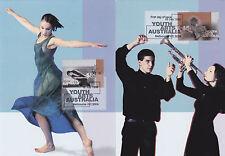 1998 Youth Arts Australia - Maxi Cards (2)