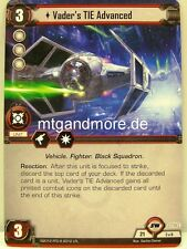 Star Wars LCG - 1x Vader's TIE Advanced  #160 - Base Set