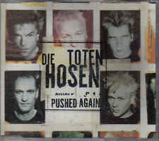 Die toten hosen- Pushed again cd maxi single