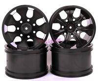 4PCS Wheel Rim HSP RC 1/10 OFF-Road Monster Truck Bigfoot Car Tyre Tires 08008