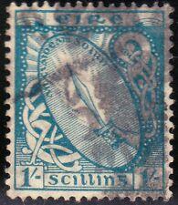 IRELAND 1922-23 1sh Sc#76 USED @S3089