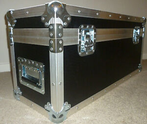 Amp Head Flight Case - Made to Order - Marshall, Mesa boogie, Fender, etc.