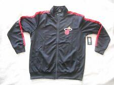 NEW Build A Bear Clothes Miami Heat Warm-Ups 2 pc Zippered Jacket /& Pants NWT