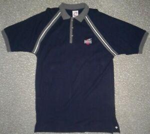 VINTAGE HOUSTON ROCKETS Polo shirt Mens M
