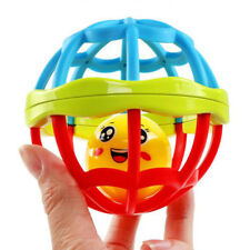 New Soft Hand Ball Bell Rattles Baby Football Soccer Toys Appease Dolls Toys