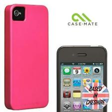 CaseMate Barely There Cover for Apple iPhone 4 4S Shockproof Slim Hard Case