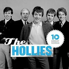 10 Great Songs by The Hollies (CD, Apr-2012, Rock, Capitol Records)