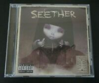SEETHER ~ Finding Beauty In Negative Spaces ~ CD ALBUM