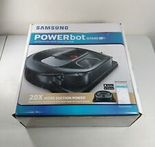Samsung POWERbot R7040 Robot Vacuum, Wi-Fi Connectivity, Intelligent Mapping