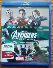 Avengers: Age of Ultron NS (Blu-ray Disc, 2017, Includes Digital Copy)